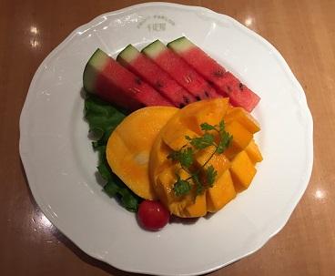 高級フルーツのカフェ♪「京橋千疋屋 東京駅一番街店」へ行ってきました