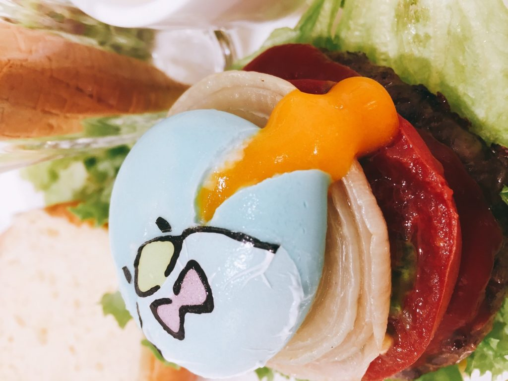タキシードサムのハンバーガー2