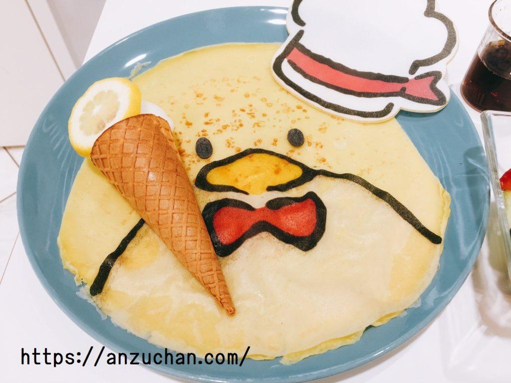 タキシードサムのブリティッシュパンケーキ
